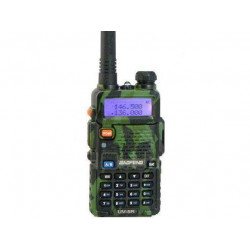 Radio Baofeng UV-5R (VHF,UHF) Military