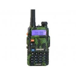 Vysílačka Baofeng UV-5R (VHF,UHF) Military