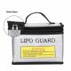 Ochranný vak/box 145x165x215mm z nehořlavého materiálu pro Li-pol