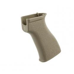 PTS x US Palm AK Motor Grip for AK AEG ( TAN )
