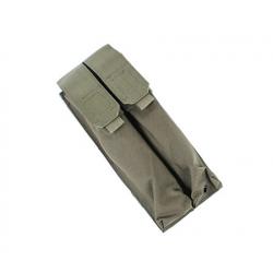 Sumka na dva zásobníky pro P90 / UMP Molle, Ranger Green