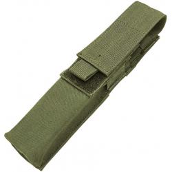 Sumka MOLLE na zásobník P90/UMP, Ranger Green