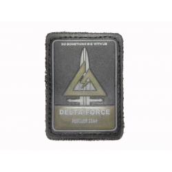 Patch Delta Force - rubber