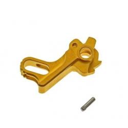 CowCow CNC Ocelové kladívko pro Marui Hi-Capa / 1911, zlaté