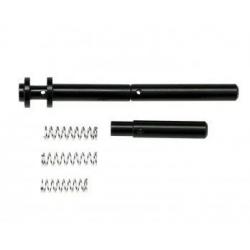 CowCow RM1 Ocelový trn závěru pro Marui Hi-Capa 4.3 / 5.1, černý