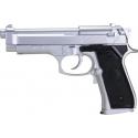 M92/SR92 (na AAA baterie), stříbrná