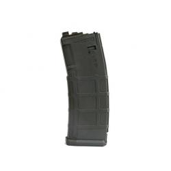 WE M4/M16/SCAR/MSK GBB Magazine ( Black )