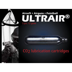 ULTRAIR CO2 lubrication cartridges - 1pc