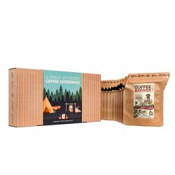 Káva Grower's Cup – dárkové balení OUTDOOR 10 KS