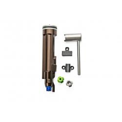 Magnetic Locking NPAS hliníkový set pístnice/trysky pro WE SCAR L/H