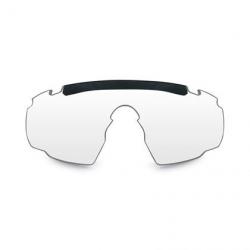 Náhradní zorníky Clear pro brýle SABER ADVANCED