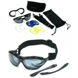 G-C4 Polycarbonate Eye Protection Glasses