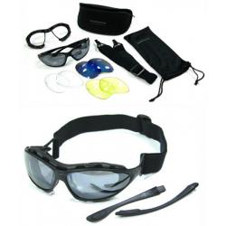 Ochranné polykarbonové brýle G - C4
