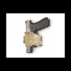 Universal Pistol Holster UPH, Multicam, left side