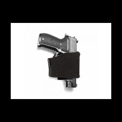 Universal Pistol Holster UPH, black, right side