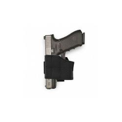 Universal Pistol Holster UPH, black, left side