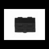 Forward Opening Admin Pouch FOA, black