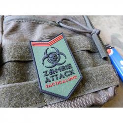 JTG - Zombie Attack Patch - olivový