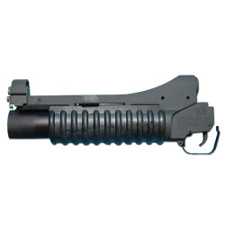 Plynový granátomet Knights M203 - krátký