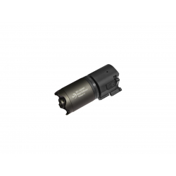 B&T Rotex-V Blast Deflector 95mm QD silencer, grey