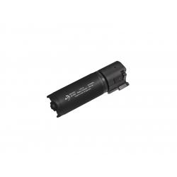 B&T Rotex-V Compact 130mm QD silencer, Black