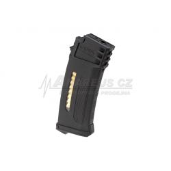 PTS EMP zásobník pro G36 120 ran, černý