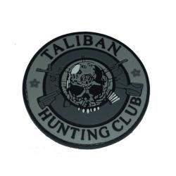 Patch PVC 3D Taliban Hunting Club