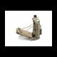 Výklopné pouzdro na GPS Garmin Warrior, Multicam
