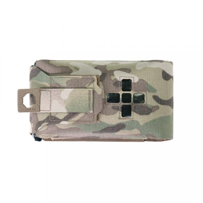 Malá horizontální lékárnička Laser Cut, Warrior, Multicam