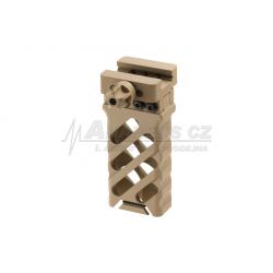 BlackCat Aluminum QD Ultralight Vertical Grip B Model ( D.E. )