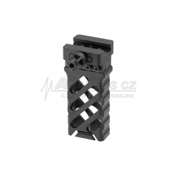 BlackCat Aluminum QD Ultralight Vertical Grip B Model ( Black )