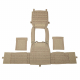 Warrior DCS Plate Carrier Base Only, Coyote, Size L