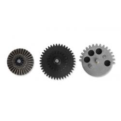 Set ozubených CNC kol 18:1 s integrovanou osičkou