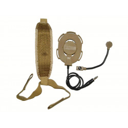 Z Tactical E-III Headset ( Mil. Standard Plug / Tan )