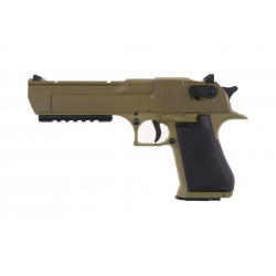 Desert Eagle Electric Pistol CM121 - TAN