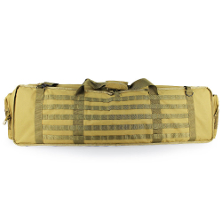 M249 brašna na zbraň 115cm - černá