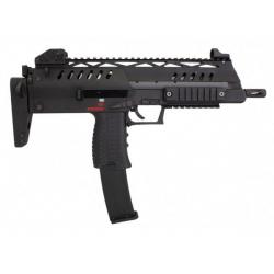 MP7 (SMG 8 GBB) - černá, blowback