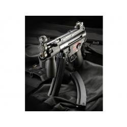 WE MP5K (Apache), open bolt, GBB