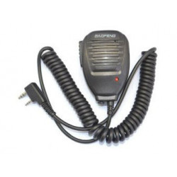 Externí mikrofon/reproduktor pro BAOFENG - Kenwood 2-pin