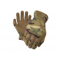 Taktické rukavice MECHANIX (Fastfit) - Multicam, S