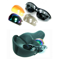 G-C3 Polycarbonate Eye Protection Glasses -2007 Ver.