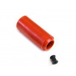60° degree HopUp rubber Shark up to M140 springs - 1PC