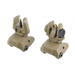 C.M. FABD Flip Up Sights Set ( DE )