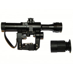 C.M SVD Scope with Box