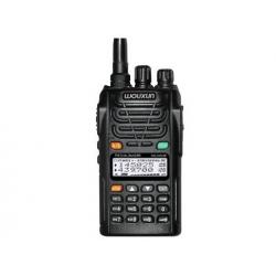 WOUXUN KG-UVD1P, dualband VHF/UHF