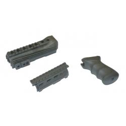AK47 Handguard & Grip (OD)