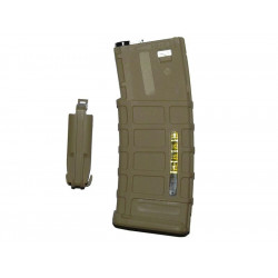 Magazine PMAG 120 rounds midcap - TAN