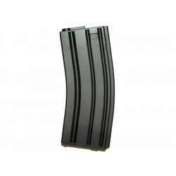 Action 120rds M16 Magazine for Marui System M4 / M16 AEG ( Black )