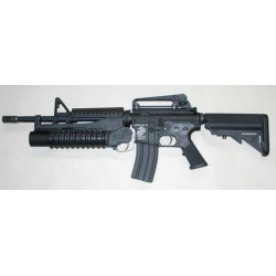 M4 Buttstock with M203 (Marine)