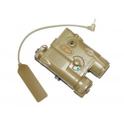 Element AN/PEQ-16A Illuminator / Laser Device ( Tan )